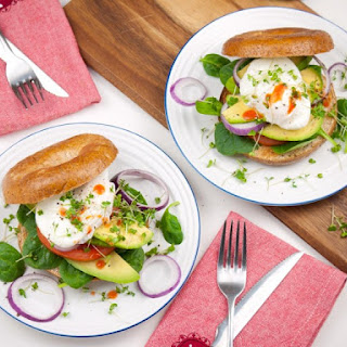 Breakfast Bagel Recipes.