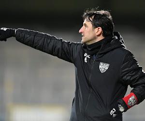 Coupe de Belgique: Benat San José satisfait du tirage au sort