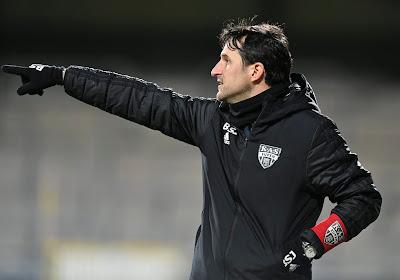 Beñat San José stelt zijn eisen om trainer te blijven van KAS Eupen