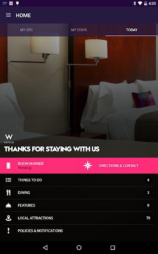 SPG: Starwood Hotels & Resorts  screenshots 13