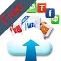 Easy Send (  File Sharing  & Cloud Memory ) icon
