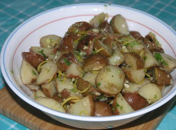 Lemon Potatoes Recipe