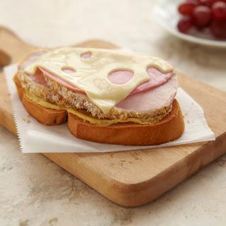 Pork Cordon Bleu Sandwiches Recipe