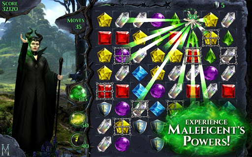Maleficent Free Fall 8.2.0 screenshots 8