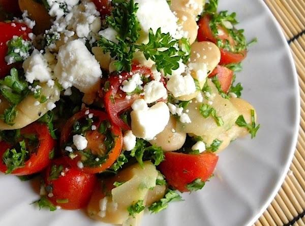 White Bean Garden Salad Recipe