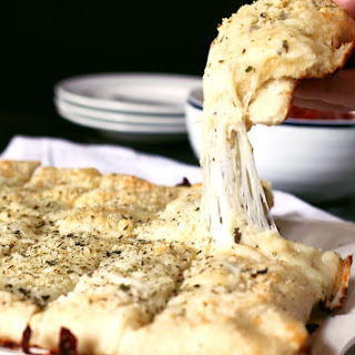 Chicago-Style Deep Dish Breadsticks.