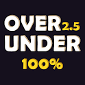 Over/Under 2.5 - Fixed Matches icon