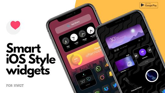 Smart iOS Style widgets v9.0 [Paid] 2