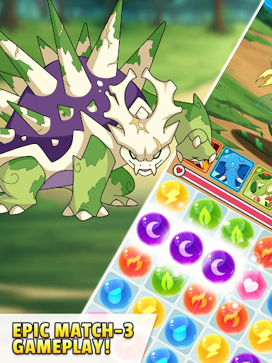 Dynamons Evolution Puzzle & RPG: Legend of Dragons 1.0.90 screenshots 15