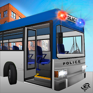 Police Bus Transport Duty for PC and MAC
