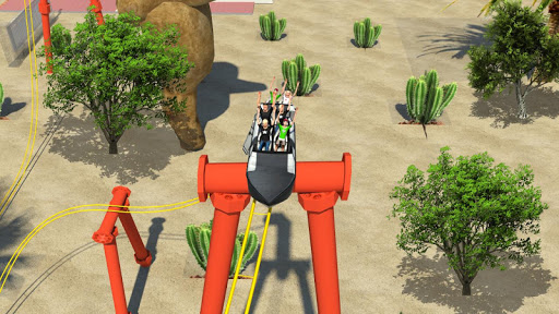 VR Thrill: Roller Coaster Simulator 2018 Screenshot