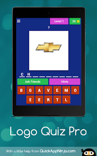 Logo Quiz Pro- screenshot thumbnail