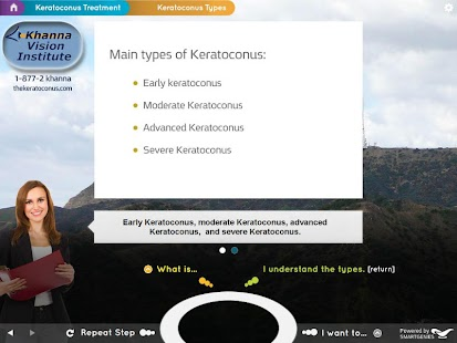 Keratoconus by Khanna Vision- screenshot thumbnail