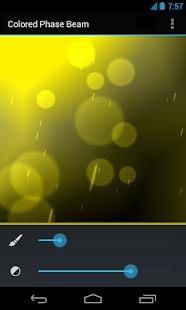 Color Beam - Live Wallpaper