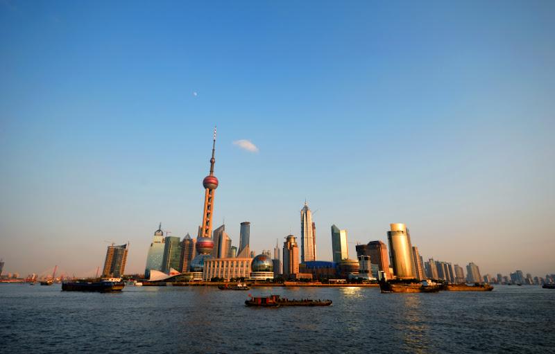 Photo: Shanghai Skyline