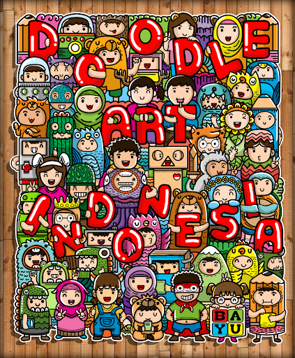 Cute Doodle Art Ideas 2017