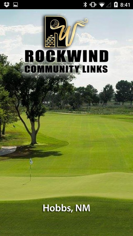 Rockwind Community Links- screenshot