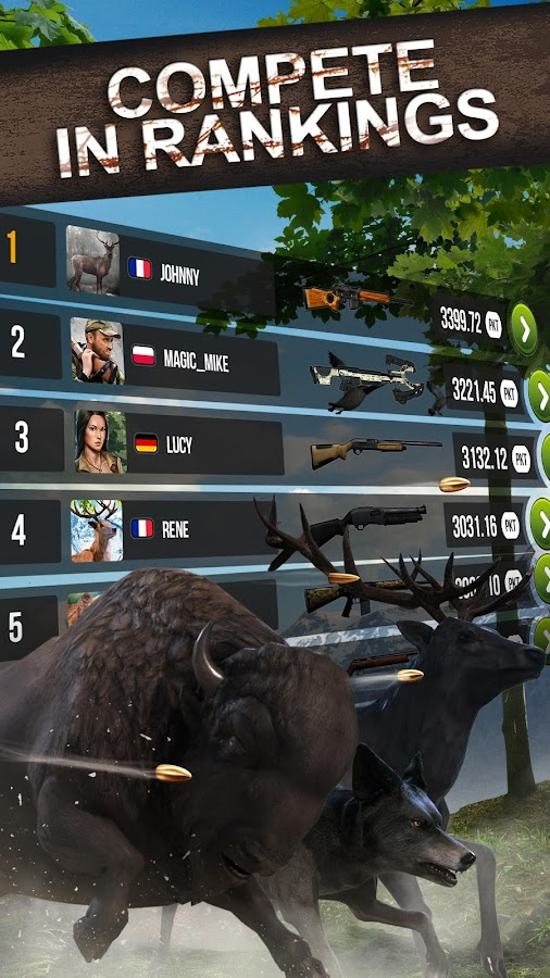 Wild Hunt:Sport Hunting Game.3D Shooting Simulator- screenshot