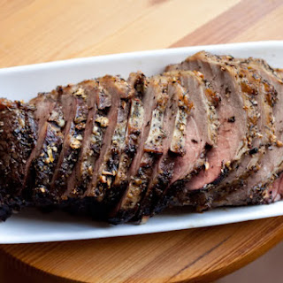 Perfect Eye of Round Roast Recipe