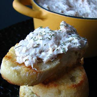 """""""Smoked"""" Salmon Spread Recipe"""