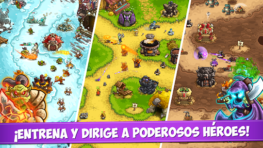 Kingdom Rush Vengeance 4