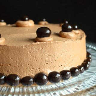 Mocha Hazelnut Cake