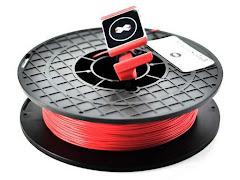 MadeSolid Red PET+ Filament - 3.00mm (1lb)