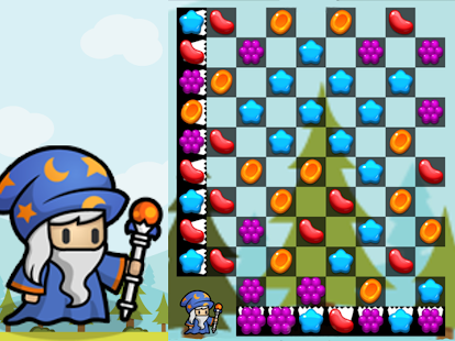 Candy Wizard- screenshot thumbnail
