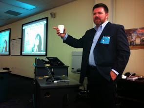 Photo: Chris Bell, Director Online Learning