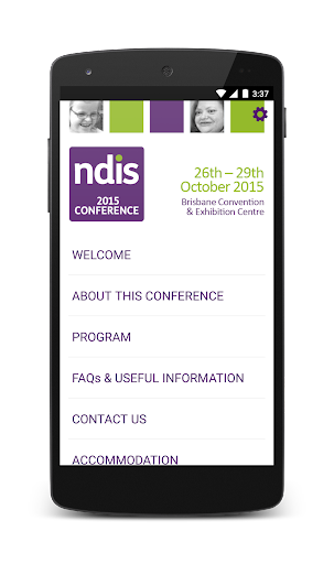 NDIS Conference 2015