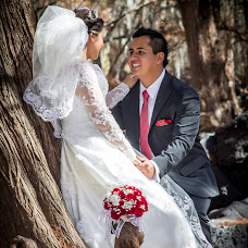 Wedding photographer Francisco Andiola (bodasdurango). Photo of 12.02.2016