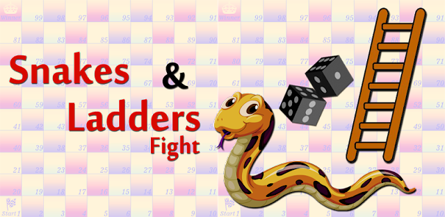 Snakes and Ladders Fight