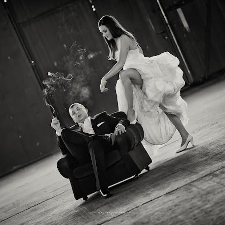 Fotógrafo de bodas Tomasz Grundkowski (tomaszgrundkows). Foto del 13.01.2018