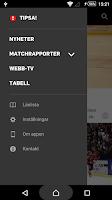 Screenshot of NA Nedsläpp