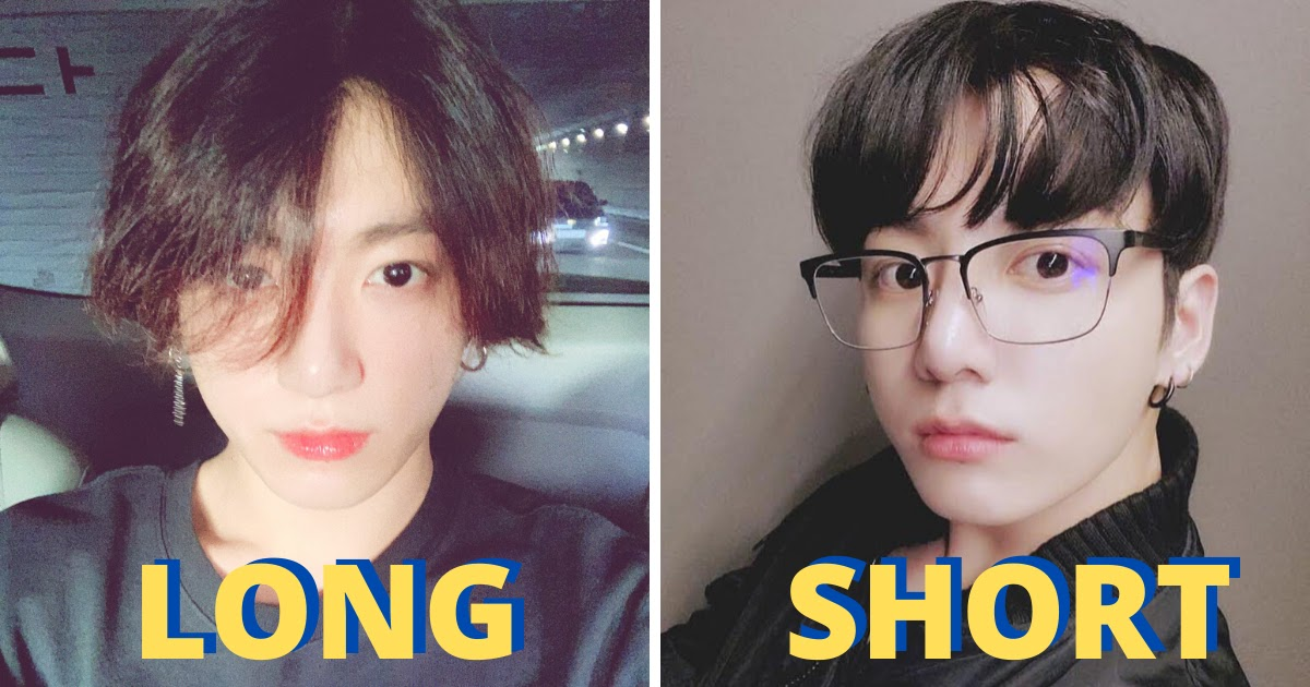 These 6 Male Idols Can Rock Both Long And Short Hair Flawlessly Koreaboo