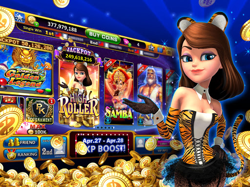 Golden Tiger Slots - Online Casino Game 1.3.0 screenshots 8
