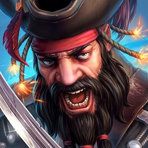 Pirate Tales: Battle for Treasure 1.53 APK+DATA MOD
