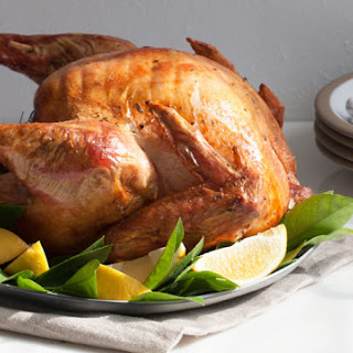 Citrus Dry-Brined Turkey