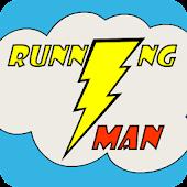 Running Man - Response Test