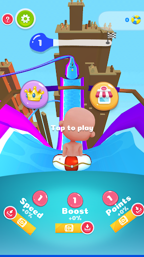 AquaPark 3D : Slippery Slide.io 1 screenshots 1