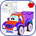 Learn How to Draw Cartoon Cars icon