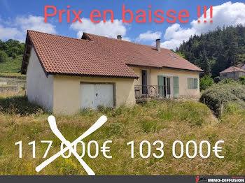 maison à Cros-de-Géorand (07)