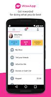 Screenshot of WowApp Messenger