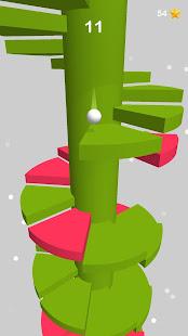 Spiral Jump – Spiral Jumping Ball 11