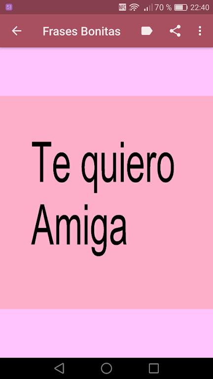 Download Frases Bonitas Para Tu Mejor Amiga Apk Latest