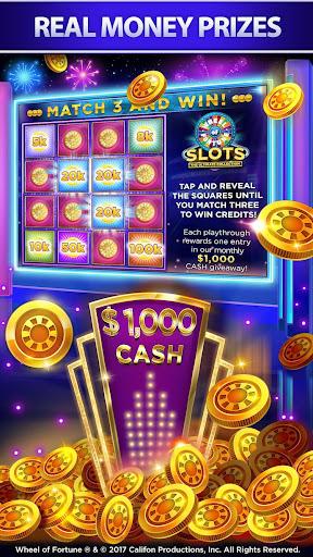 Wheel of Fortune Slots Casino 2.3.69 screenshots 5
