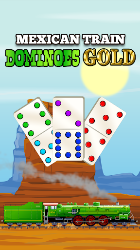 Mexican Train Dominoes Gold 2.0.7-g screenshots 5