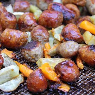 Squash Sweet Potato Sausage Recipes