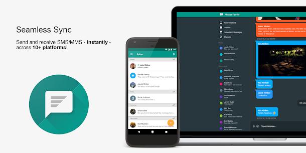 Pulse SMS (Phone/Tablet/Web) Mod 4.3.4.2313 Apk [Unlocked] 8