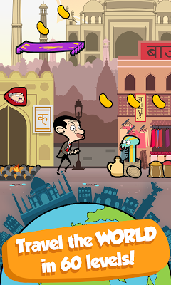 Mr Bean - Around the World- screenshot thumbnail